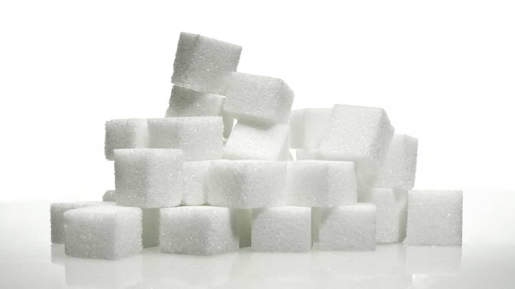 72 Prozent des Zuckers kommt aus der Schweiz