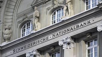 Die Schweizerische Nationalbank hat 2016 einen Gewinn von 24,5 Milliarden Franken erzielt. (Archiv)