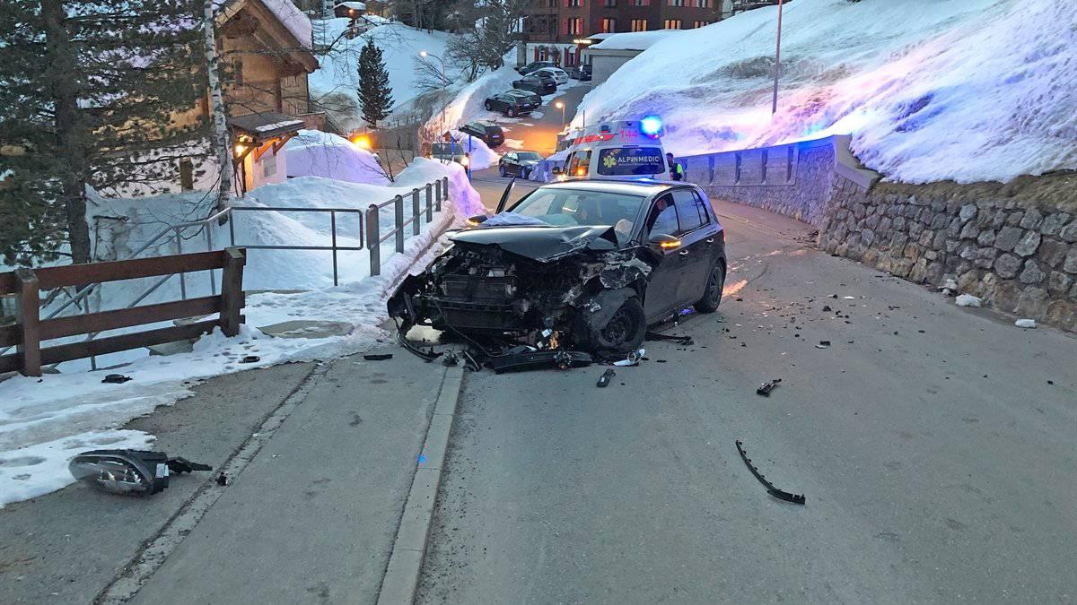 Die 21-Jährige verlor die Kontrolle über ihr Auto.