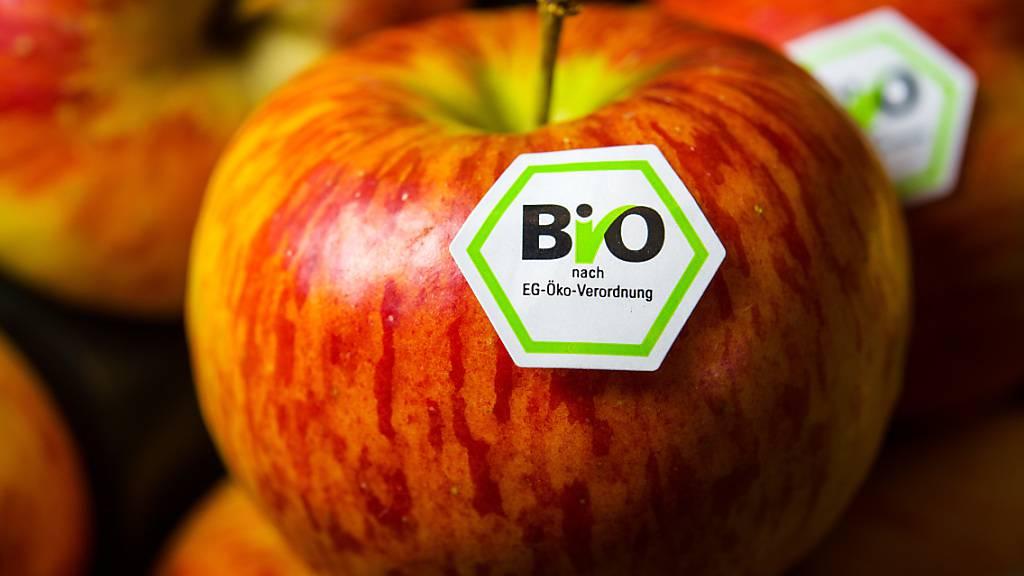 EU-Kommission will Bio-Landwirtschaft und -Konsum ankurbeln