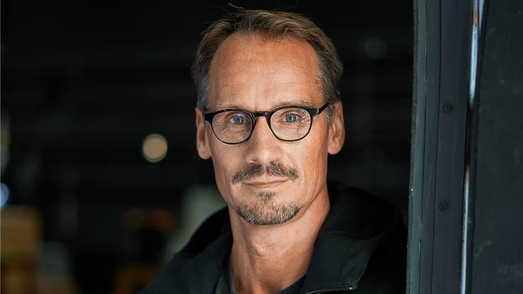 Ballett-Direktor Christian Spuck.
