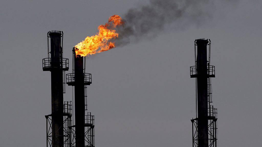 Menge an Treibhausgasen in der Atmosphäre nimmt weiter zu