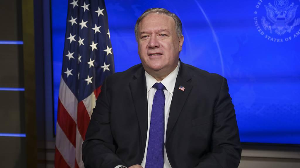 USA verhängen Sanktionen gegen Türkei wegen russischem Raketensystem