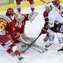 Langnaus Goalie Ivars Punnenovs als Matchwinner: Shutout mit 48 Paraden (!)