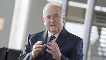 Der ehemalige CVP-Nationalrat Edgar Oehler ist privater Mäzen und über seine Arbonia-Forster-Holding Hauptsponsor des FC St. Gallen.