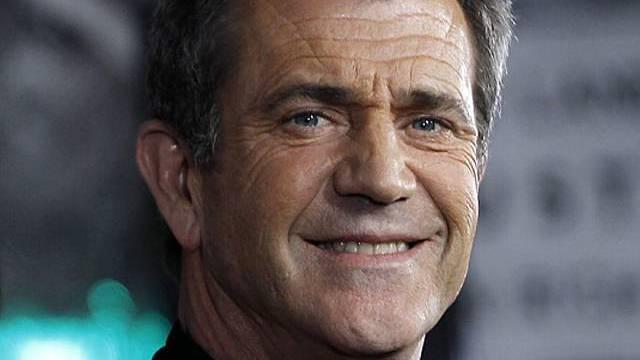 Mel Gibson ist ein unflätiges Wort entwischt