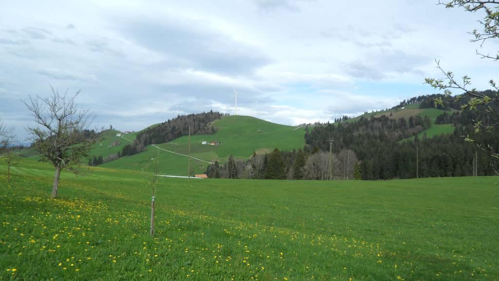 CKW baut Windkraftwerk in Entlebuch