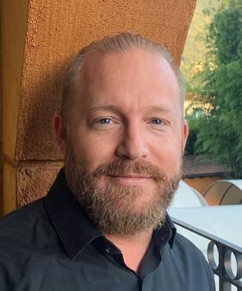 Daniel Schwenter, Geschäftsführer Huetiberg