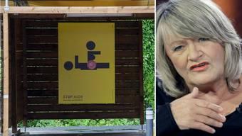 Schweiz für Alice Schwarzer in Sachen Prostitution kein Vorbild