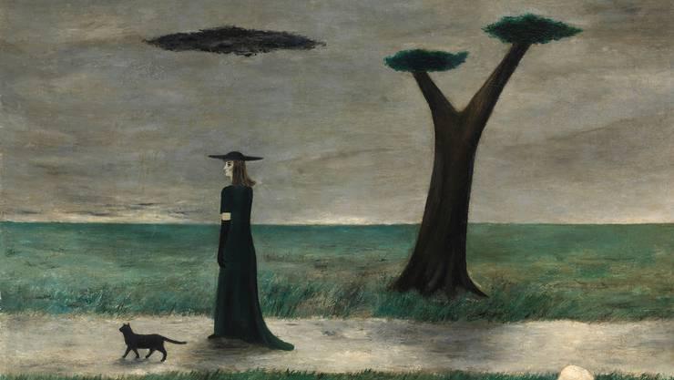 Abgründiger Bilderkosmos: Das Stilmagazin der «New York Times» wählte Gertrude Abercrombies «The Stroll» als Illustration zum Hexenphänomen.