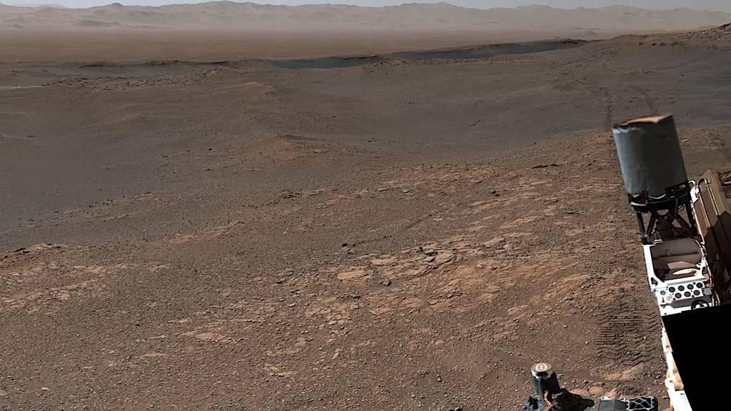 So scharf haben Sie den Mars noch nie gesehen