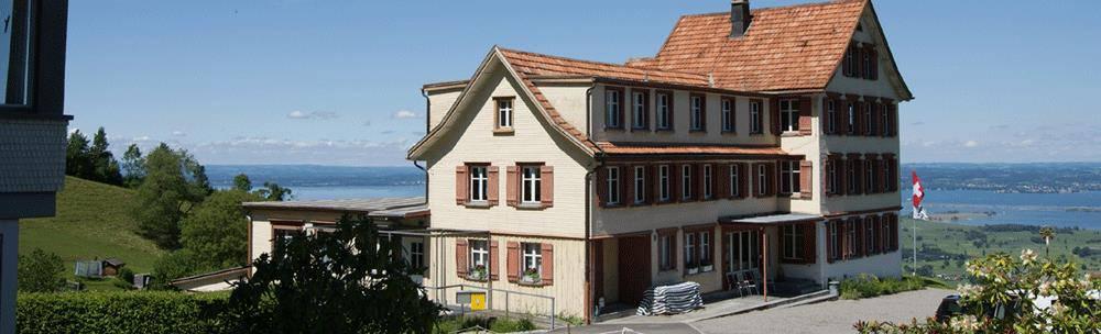 """Impressionen vom """"Sonneblick"""" (© www.sonneblick-walzenhausen.ch)"""