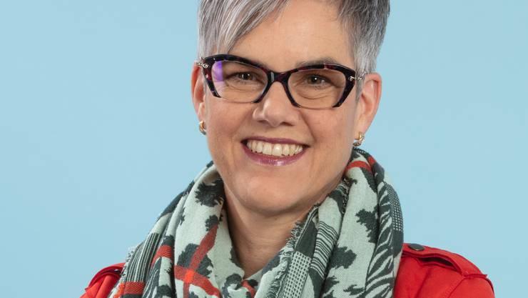 Nicole Wyss, Kantonsrätin, SP Oensingen