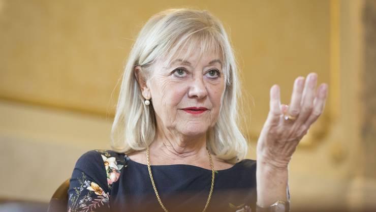 Auf Twitter etwas zu eifrig: Susanne Leutenegger Oberholzer.