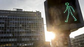 Hier wird der Kubaner behandelt: Genfer Universitätsspital (Archiv)