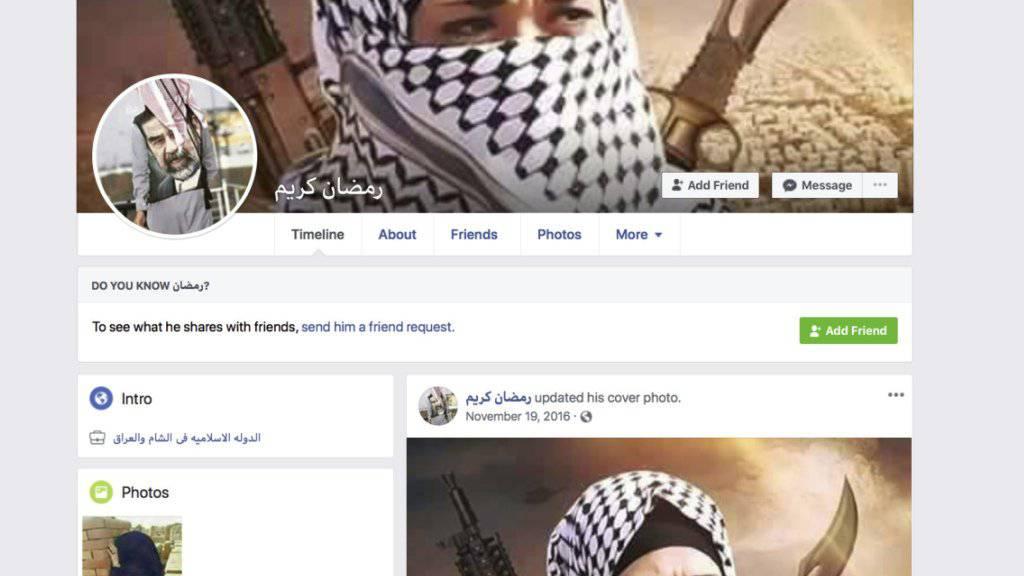 Auf Facebook tummeln sich auch Dschihadistengruppen und andere Extremisten. Laut einer Untersuchung des National Whistleblower Center fördert das Online-Netzwerk unwissentlich extremistische Inhalte.