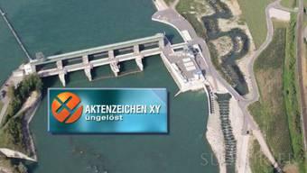 Am Wehr des Rheinkraftwerks Dogern wurde die Leiche des Säuglings gefunden, nun sucht die Sendung «Aktenzeichen XY... ungelöst» nach Hinweisen.