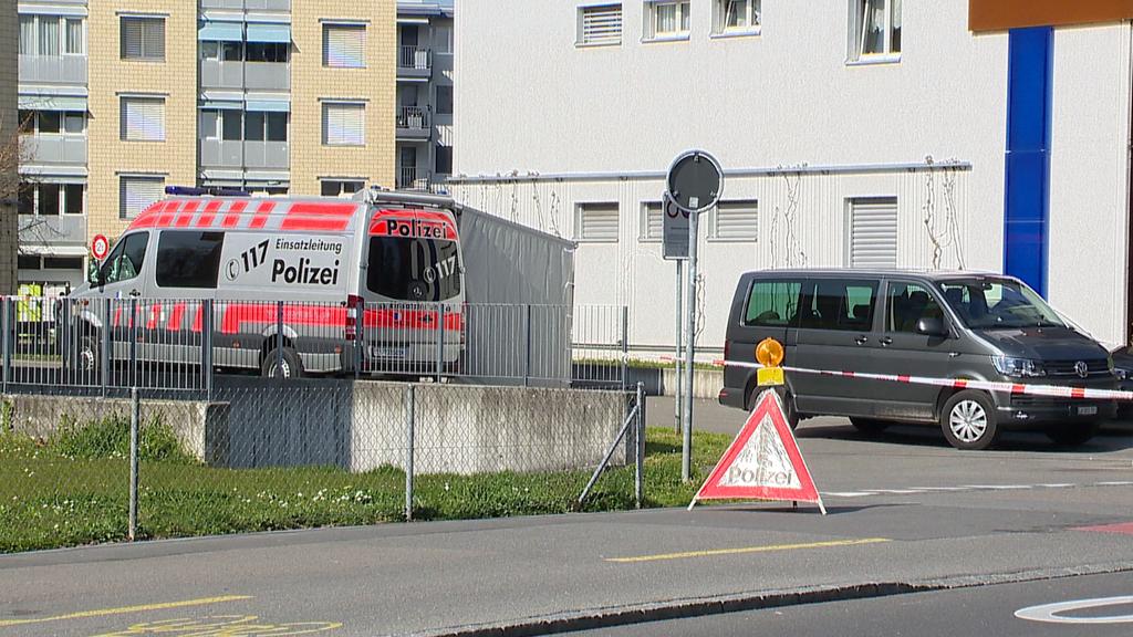 Tötungsdelikt in Emmenbrücke