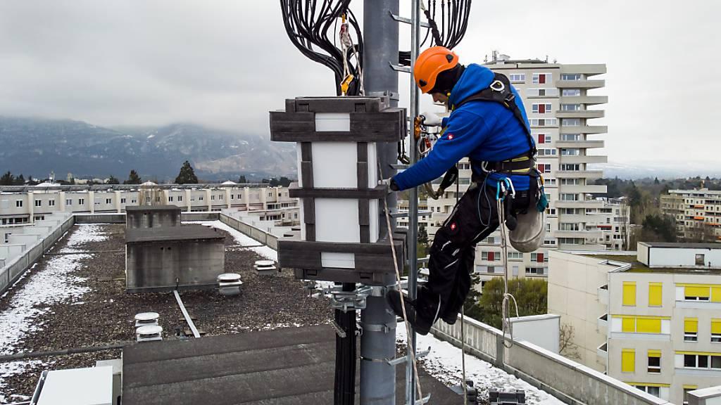 Bernischer Grosser Rat lehnt 5G-Moratorium ab