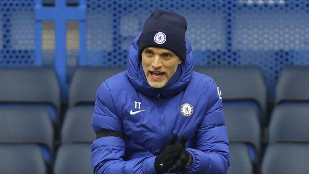 Chelsea unter Tuchel weiter ungeschlagen