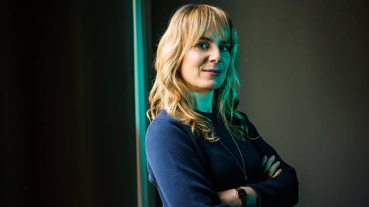 Anna Pieri Zuercher alias Isabelle Grandjean, eine Juristin, die seit fünf Jahren in Zürich ermittelt.