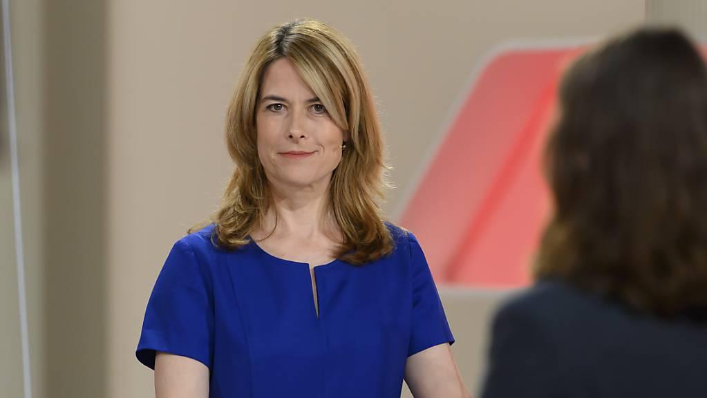 Petra Gössi tritt zurück.