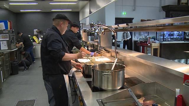 Gault-Millau-Ritterschlag für Lenzburger «Barracuda» nach nur einem Jahr