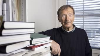 Rolf Zinkernagel war 1996 der vorläufig letzte Schweizer Medizin-Nobelpreisträger.(Archivbild)