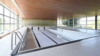 Das Hallenbad in der PH Solothurn muss saniert werden. (Symbolbild)