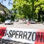 Verschiedene Kantonspolizeien führten am Dienstag einen Antimafia-Einsatz durch.