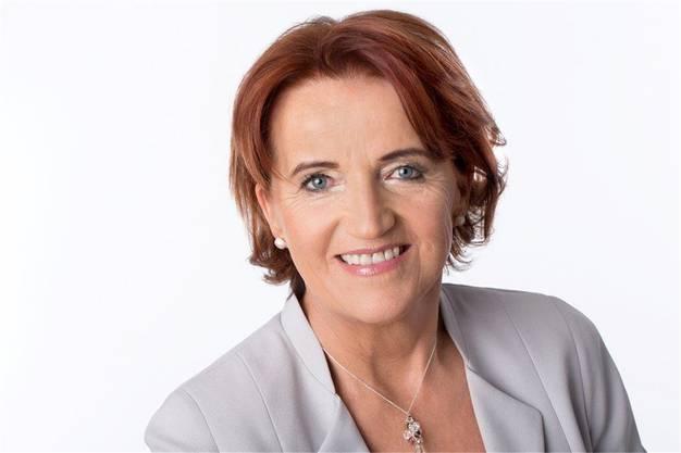 Renate Gautschy ist Präsidentin der Gemeindeammännervereinigung.