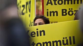Noch brodelt es nur ein bisschen am Bözberg. Was, wenn aber dereinst der Entscheid für ein Tiefenlager im «Atom-Kanton» fällt?