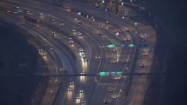 Weitere Zunahme des Verkehrs in der Schweiz