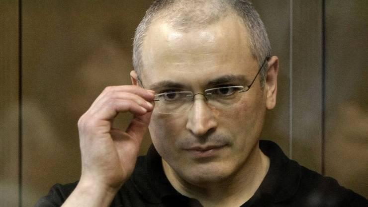 Michail Chodorkowski: Eine Rückkehr nach Russland hält er für schwierig.