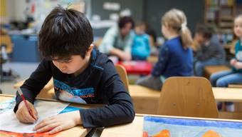Der Regierungsrat sieht keinen Grund, im Aargau von der bisherigen Organisation mit den Kreisschulen abzuweichen. (Symbolbild)