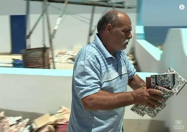 Der Held von Sousse: Bauarbeiter stoppte fliehenden IS-Terroristen, indem er ihm Kacheln auf den Kopf warf