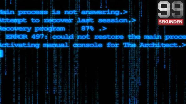 Russische Cyberattacke - Mittelmässige Böögg-Prognose