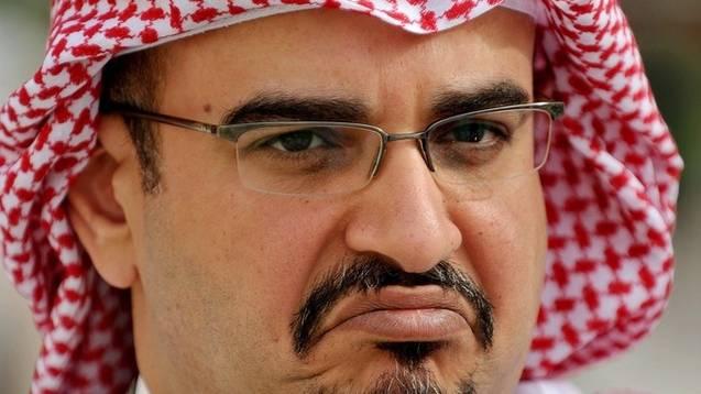Verzichtet aufs Hochzeitsfest: Kronprinz Salman bin Hamad Al Chalifa (Archiv)