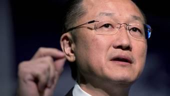 Weltbank-Chef Jim Yong Kim fordert entschlossenes Handeln