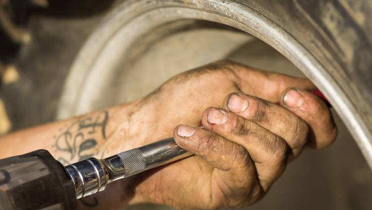 Handwerker-Lehrstellen sind bei Zürcher Jugendlichen nicht gefragt (Symbolbild).