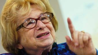 Die bekannte Sexualtherapeutin Ruth Westheimer wird am kommenden Montag 90 Jahre alt und gibt ihr Geheimnis für ein langes Leben preis. (Archivbild)