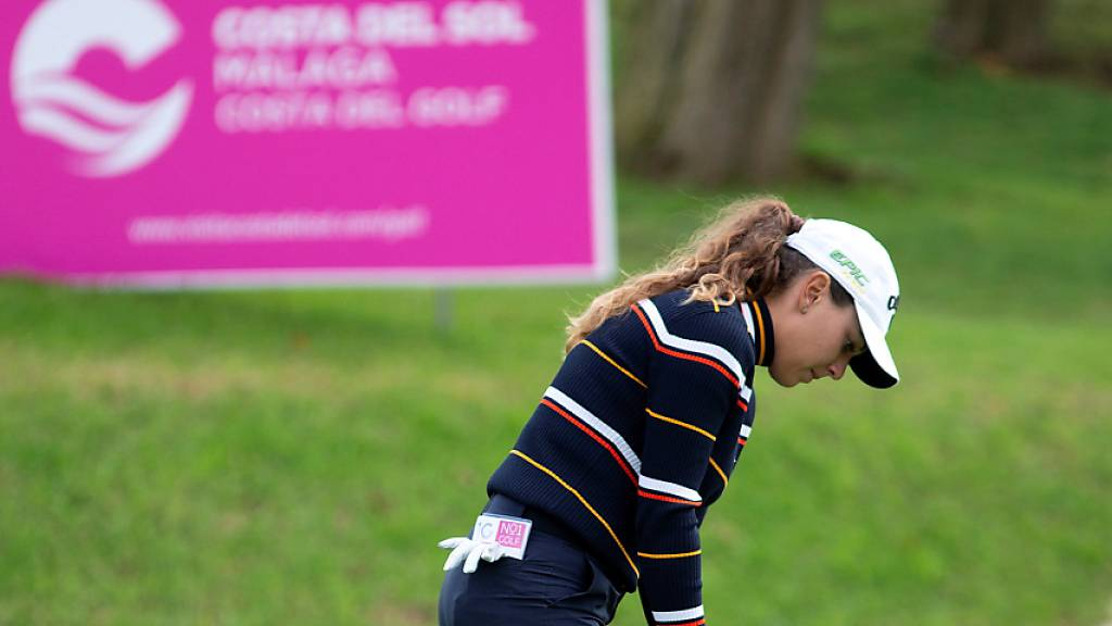 Die Teilnahme am US Open war für Kim Métraux ein Meilenstein