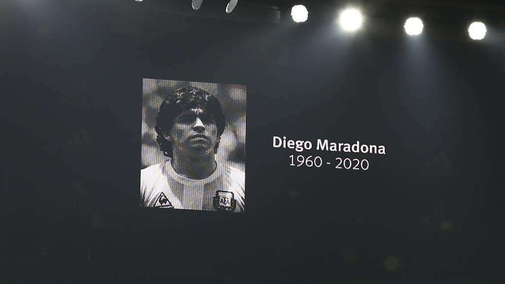 Maradona vor seinem Tod «unzureichend versorgt»