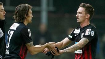 Einigung erzielt: Wüthrich verlässt FC Aarau und geht zu Aufstiegskonkurrent Servette
