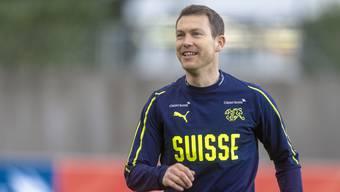 Stephan Lichtsteiner ist weiterhin motiviert für die Nationalmannschaft zu spielen.