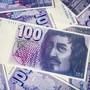 """Alte Banknoten sollen künftig unbefristet eingetauscht werden können. Im Bild """"Borromini""""-Hunderter aus der Banknotenserie von 1976.(Archivbild)"""