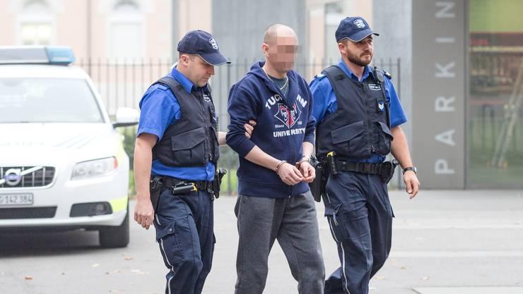 Zeljko J. wurde nach seinem Freispruch Anfang April sofort aus der Haft entlassen.