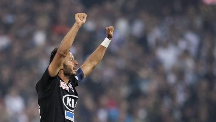 Kann Elsad Zverotic bald wieder in der Super League jubeln?