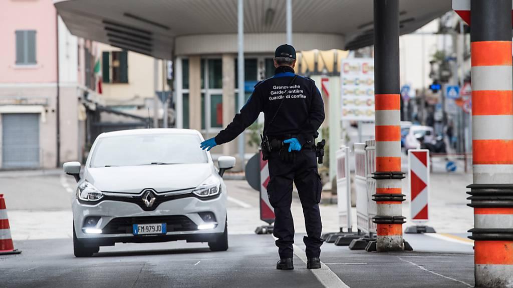 Neue Grenzkontrollen aus Sicht des Bund bisher erfolgreich