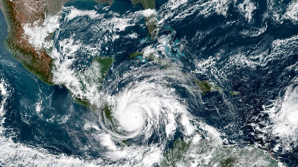 Besonders starker Hurrikan «Iota» trifft in Nicaragua auf Land